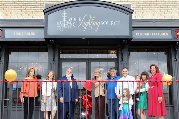 Your Lighting Source - Grand Opening of Connecticut's Premier Lighting And Home Accessory Showroom