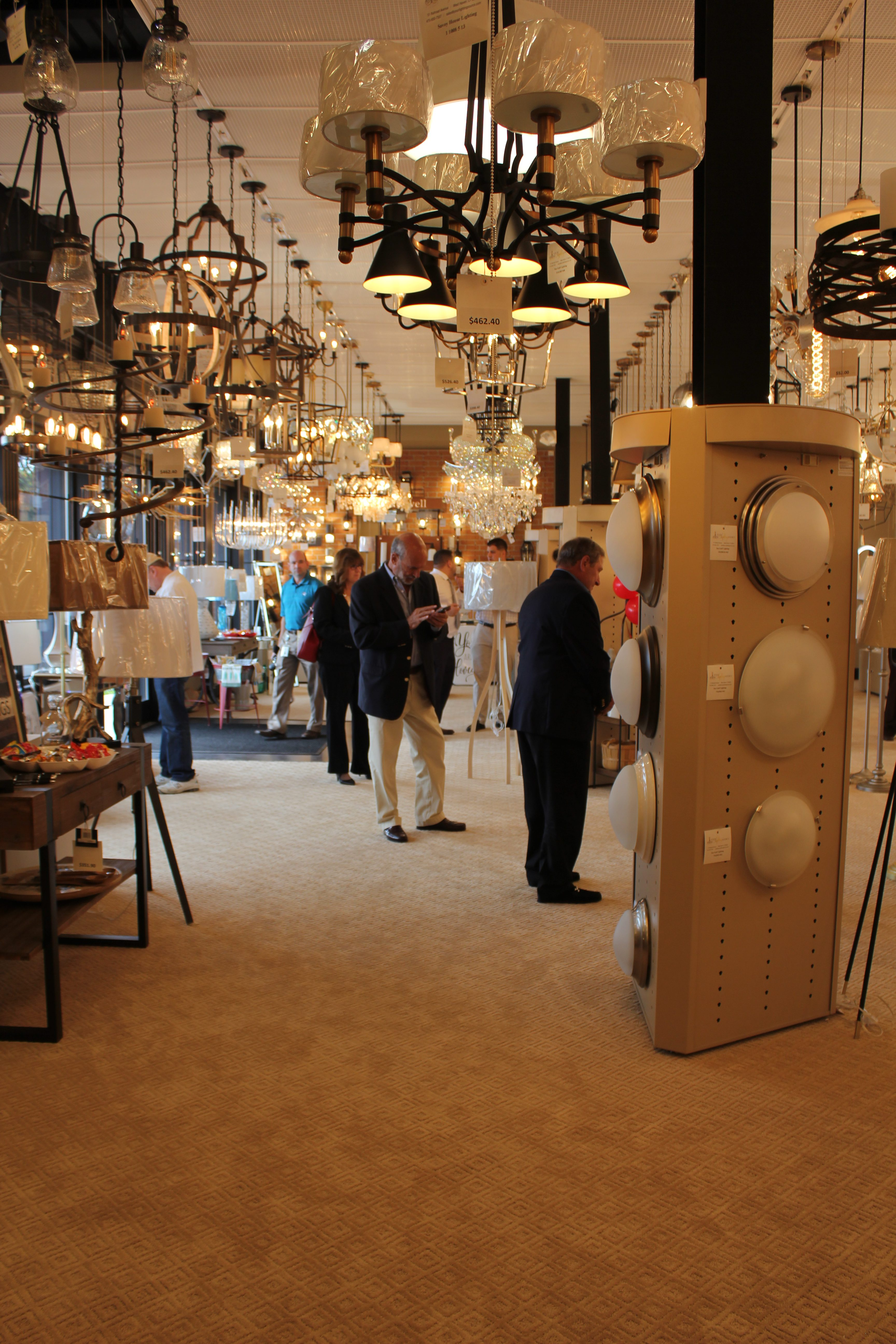 Connecticut's Premier Lighting And Home Accessory Showroom